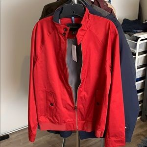 Banana Republic Lightweight Moto Collar Jacket